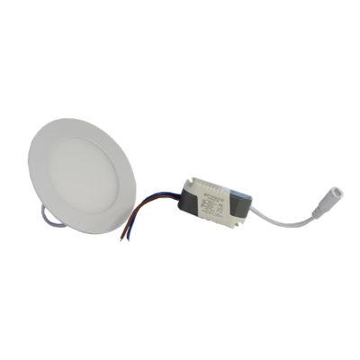 LED panel okrugli ugradni 6W