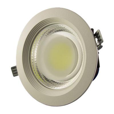 LED COB 20W downlight okrugli
