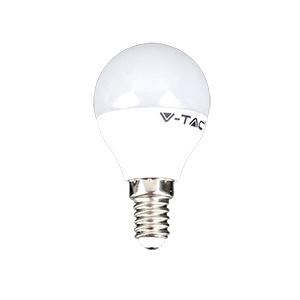 LED žarulja E14 P45 6W 180°