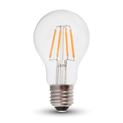 LED žarulja E27 10W filament