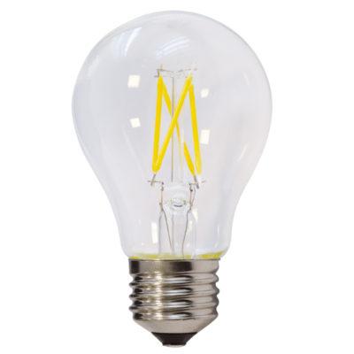 LED žarulja E27 A60 6.5W filament