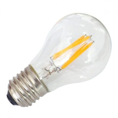 LED žarulja E27 A60 6W filament dimabilna