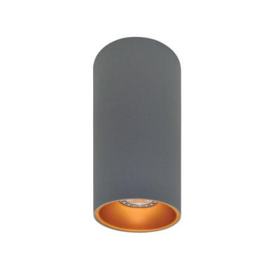 Rotondo stropna lampa okrugla 254 GU10 1x50W max. IP20 - Srebrno/zlatno