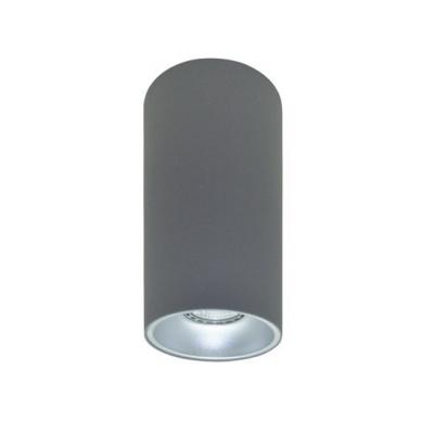 Rotondo stropna lampa okrugla 254 GU10 1x50W max. IP20 - Srebrno/srebrno
