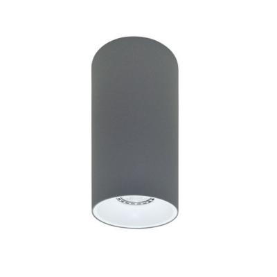 Rotondo stropna lampa okrugla 254 GU10 1x50W max. IP20 - Srebrno/bijelo