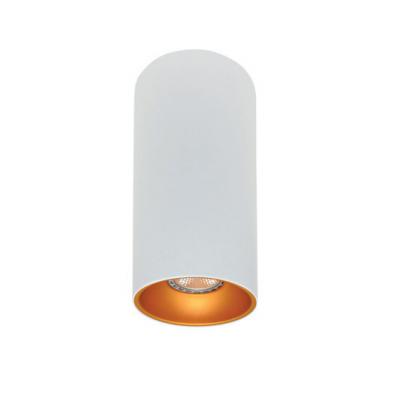 Rotondo stropna lampa okrugla 254 GU10 1x50W max. IP20 - Bijelo/zlatno
