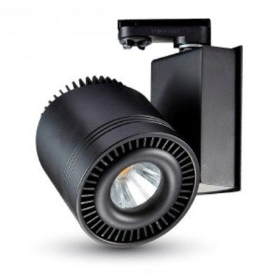 LED tračni reflektor 33W COB 3-phase, CRI>95