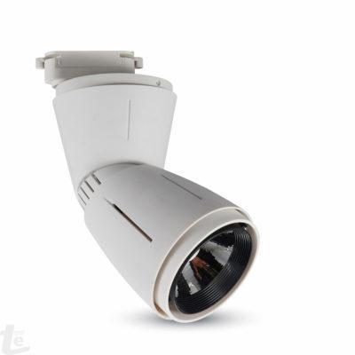 LED tračni reflektor 45W COB 3-phase – Bijeli