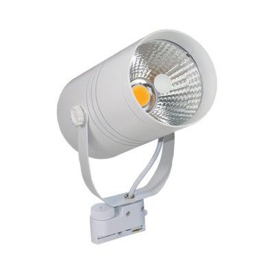 LED tračni reflektor 25W COB – Bijeli