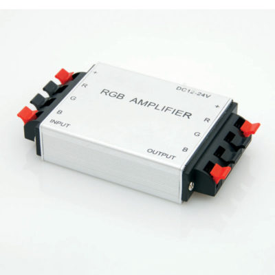 Pojačalo za LED traku RGB 12-24V