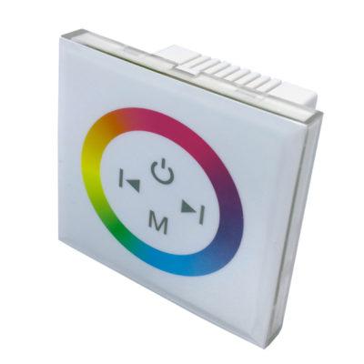 RGB senzor dimmer, zidni bijeli