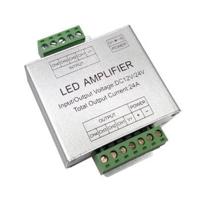 Pojačalo za LED traku RGBW 12-24V