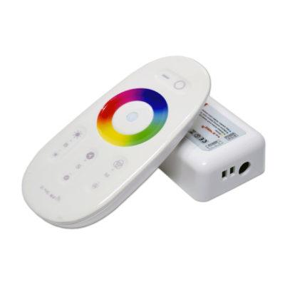 Kontroler + daljinski upravljač za LED traku RGB+W 288W 4CH*6A