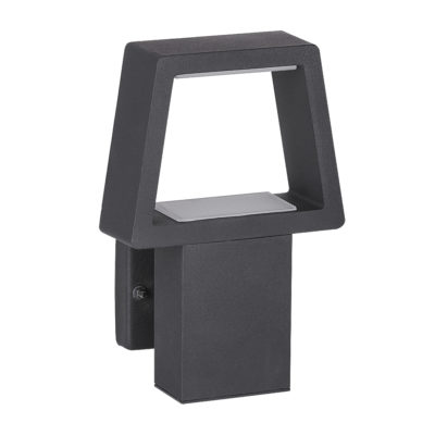 LED lampa Arizona 10,5W 3000K IP44