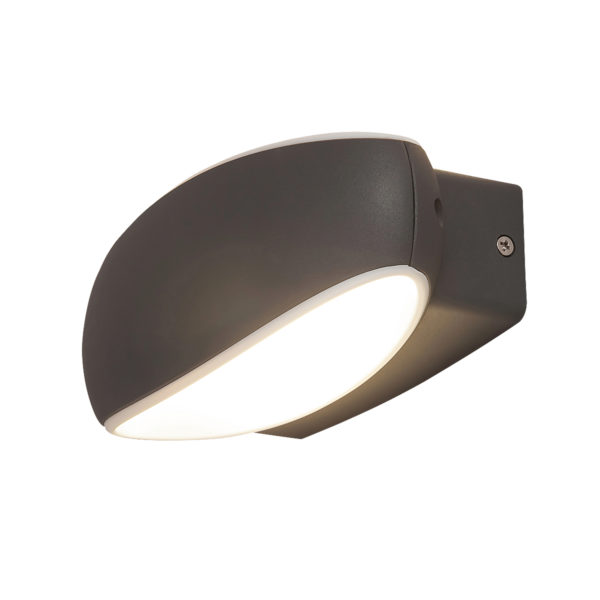 LED lampa Bristol 9W 4000K IP54