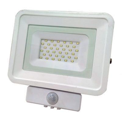LED reflektor 20W SMD sa senzorom, bijeli