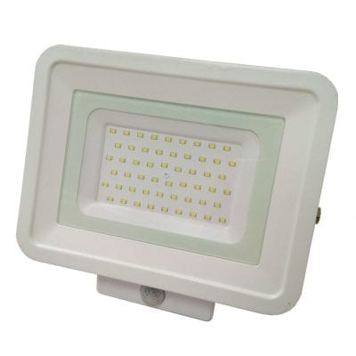 LED reflektor 50W SMD sa senzorom, bijeli