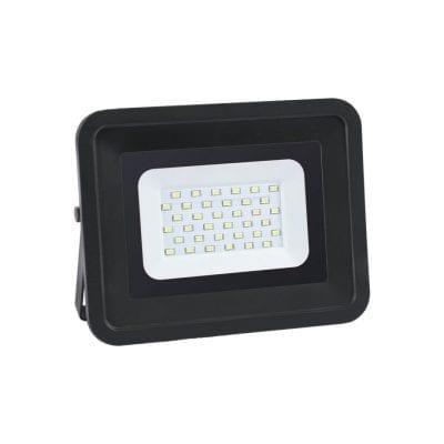 LED reflektor crni 30W SMD IP65