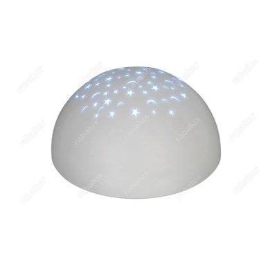 Zidna lampa Lina LED 0,5W RGB IP20