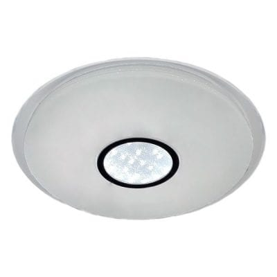 LED stropna lampa u 3 boje svjetla 3000-6400K, 40W 2800lm  IP20