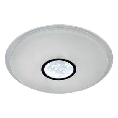 LED 2 stropna lampa u 3 boje svjetla 3000-6400K, 40W 2800lm IP20