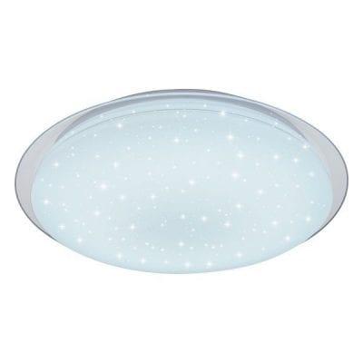 LED 2 stropna lampa u 3 boje svjetla, 40W 2800lm 3000-6400K IP20
