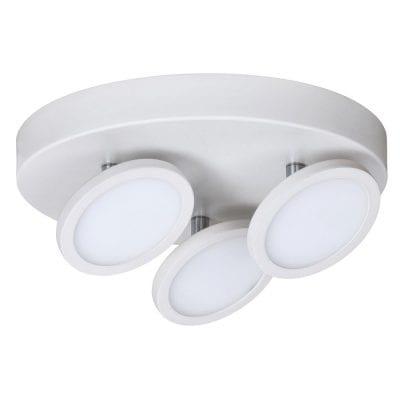 LED stropna lampa Elsa 18W 1260lm 4000K IP20