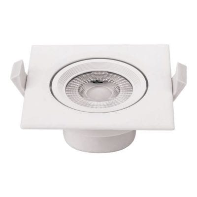 LED downlight kvadratni ugradni 7W