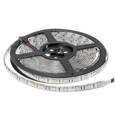 LED traka SMD 5050 60led/m RGB IP54 14,4W/m