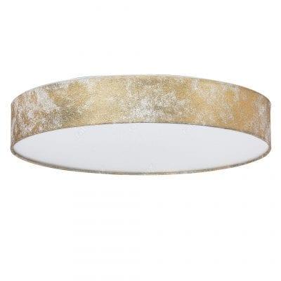 LED stropna lampa Artemis 24W 1950lm 3000K IP20, gold foil/white