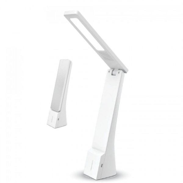 White silver LED 4W 550lm IP20