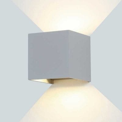 LED zidna lampa 12W 1320lm IP54