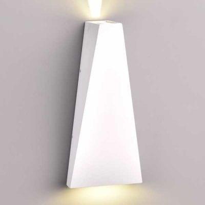 LED CREE zidna lampa 6W 660lm IP54, bijela, 3000K