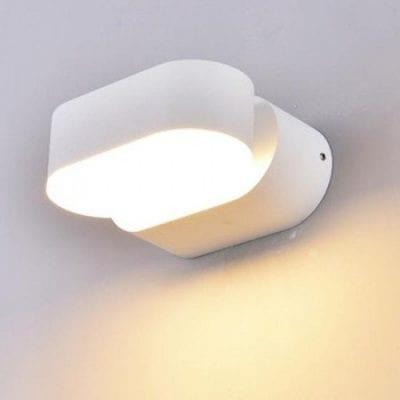 LED EPISTAR zidna lampa 6W 660lm IP54