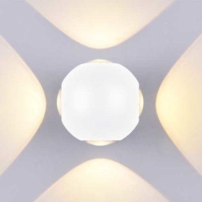 LED CREE zidna lampa 4W 660lm IP54, bijela, 3000K