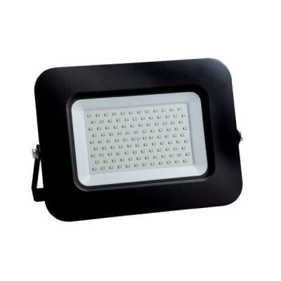 LED reflektor crni 100W IP65