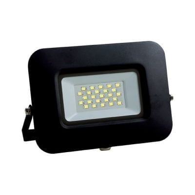 LED reflektor crni 10W IP65