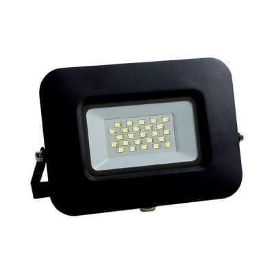 LED reflektor crni 10W IP65
