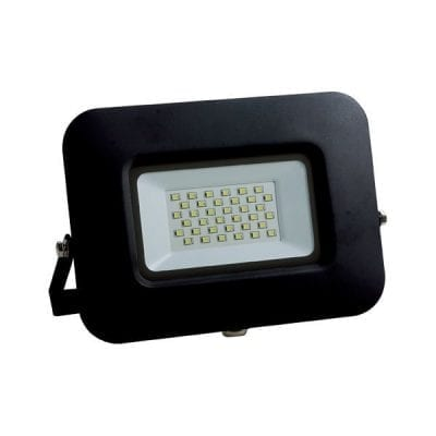 LED reflektor crni 30W IP65